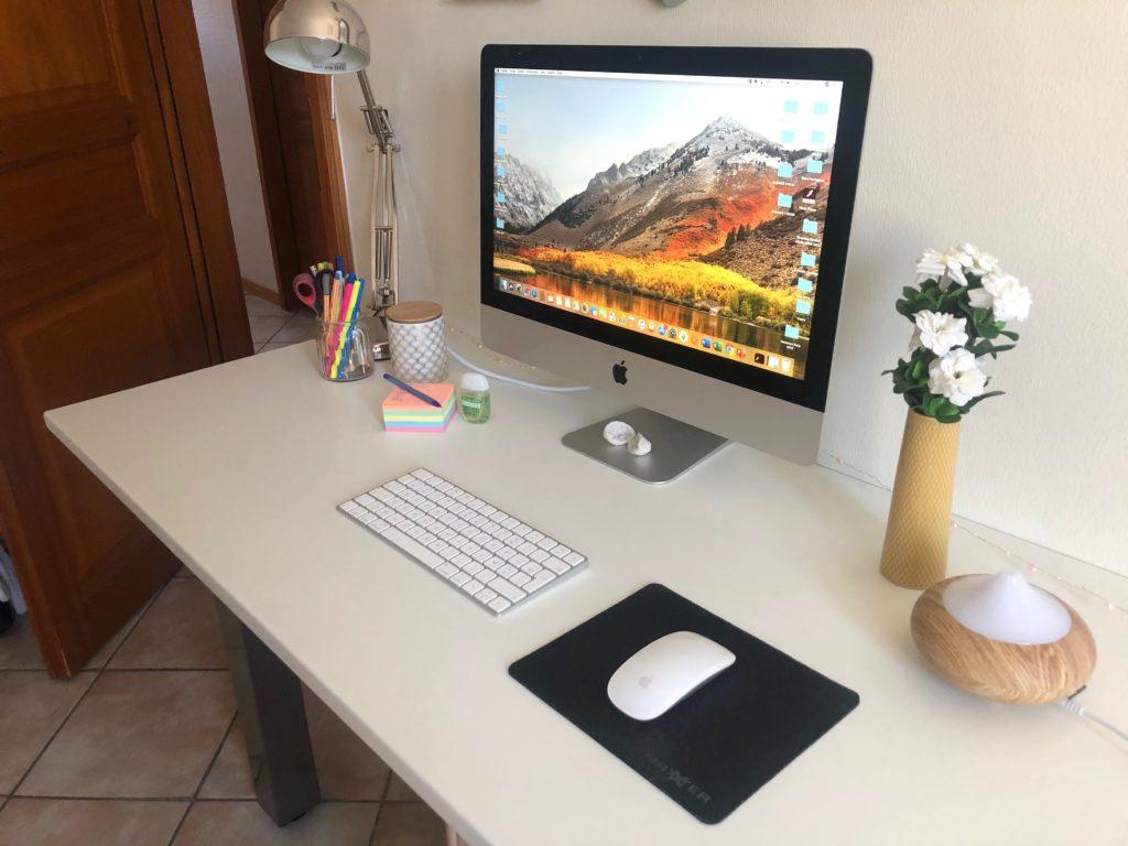 Avis Plan De Travail Lapeyre mon bureau d'étudiante et blogueuse lapeyre